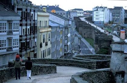 Lugo foz y playa de las catedrales david eva - Fotos de viveiro lugo ...